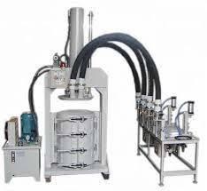 Adhesivo sellador de silicona RTV salchicha Relleno automático de la máquina para sellante de silicona