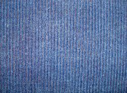 De Blauw Kleurstof van de indigo en Katoenen van Af:drukken Ribfluweel