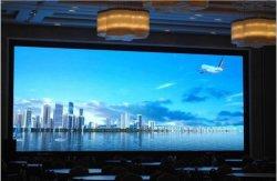 شاشة LED داخلية مزودة بشاشة عرض إعلانات P2.5 مم مزودة بتقنية SMD لتوفير الطاقة