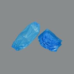 방수 폴리에틸렌 LDPE 및 HDPE 플라스틱 처분할 수 있는 PE 및 CPE Oversleeve 팔 소매 덮개 시민 사용