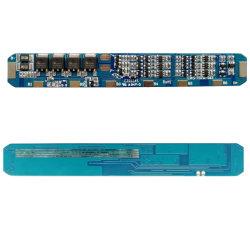 L120*W17*T3.6mm blaues 4s 5s 6s 7s BMS PCM für Solarbatterie Li-ion/LiFePO4