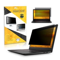 """Vente à chaud de 15,6"""" Filtre intimité pour Comupter, protecteur d'écran anti-espion pour ordinateur portable/notebook/Desktop"""