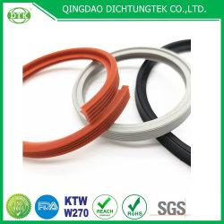 Guarnizioni di gomma calde approvate dell'orlo di resistenza termica della guarnizione En14241-1