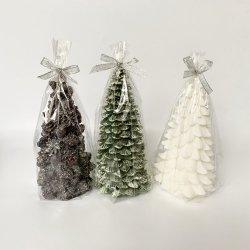 2020 новой конструкции при свечах елки, Рождество священной дерева в форме свечи