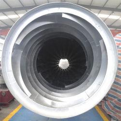 Trucioli della segatura di secchezza dell'essiccatore del passaggio del Ce uno dello SGS da vendere