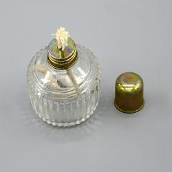 고품질 실험실 /Dental 사용 철 모자를 가진 유리제 가열기 알콜 램프