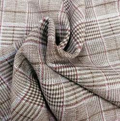 Esticar a lã jacquard como Jersey Tecido de verificação