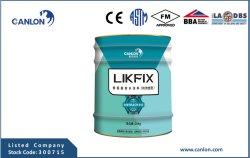 Vertical-Applied Однокомпонентная полиуретановая водонепроницаемым покрытием