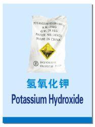 L'idrossido di potassio (KOH) si sfalda grado industriale di 90%