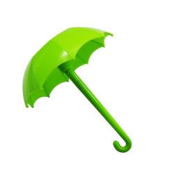 L'OEM colora la penna di Ballpoint sveglia dell'ombrello dei capretti di promozione di figura 3D