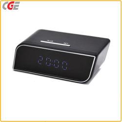 A CGE IP WiFi 1080P Câmara com relógio digital remoto HD 136 lente ampla
