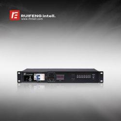 8 Canales de Audio Profesional secuenciador ALIMENTACIÓN alimentación del controlador de secuencia