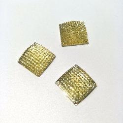水晶ダイヤモンドの石の方法はガラス玉に玉を付ける