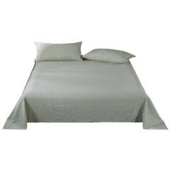 Conjunto de folhas de cama tamanho King cama de bambu cama de folhas de difundir o algodão