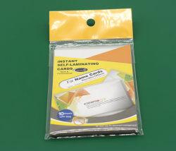 핫 셀링 인스턴트 셀프 라미네이팅 카드 - 크기 66X100mm - 새 패키지