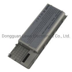 Ordinateur portable de remplacement Li-ion Batterie pour ordinateur portable Dell Latitude D620 11.1v 5200mAh Batterie pour ordinateur portable 6 cellules