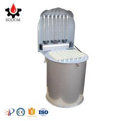 El pulso chorro de aire del colector de polvo con el cartucho de filtro para polvo