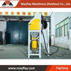 Máquina de limpeza de fabricantes e fornecedores Mayflay High-Clean Vendas quente pote de jacto de alta pressão móvel para o processo de reforço da superfície da máquina de elevação