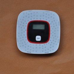 Coセンサーが付いているスマートなLCD表示の一酸化炭素検知管