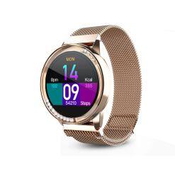 Dama de H16 Reloj inteligente 2020 la frecuencia cardíaca durmiendo la pantalla en color real Monirtor Smartwatch impermeable a las mujeres