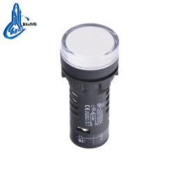 مصباح مؤشر دليلي لإشارات البلاستيك Ad22-22drg LED مزدوج الألوان