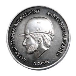 Promotionele Antieke Zilveren Munt Met Afdruksticker (Ele-C013)