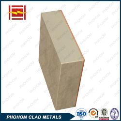 Phohom は 10 年以上銅及び鋼鉄銅および アルミニウムバイメタルプレートシート