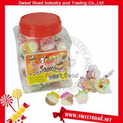 Пластиковые формы футбол Diamond кольцо нажмите конфеты жесткий конфеты в кувшин блендера из ПВХ