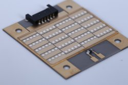 COB haute puissance de 100 morceaux 365nm SMD LED