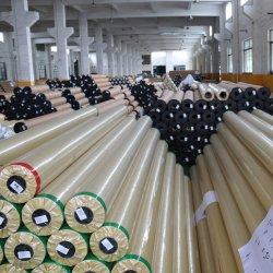 حدود PVC لامعة باردة / ساخنة / فرخ مرن منقوع (13 أونصة 440GSM)