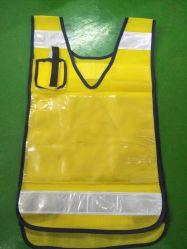نطاق من قماش تهوية مريح، أباريل، نظام حماية من الرؤية العالية التأملية الموحدة قميص عمل للمرور