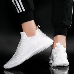 2019hot Chaussures pour hommes marque sans nom, été populaire à l'extérieur Sneakers Sneakers Chaussures pour hommes, de la qualité des hommes Sneakers blanc de marque