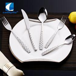Premium Roestvrij Staal Wedding Cutlery, Hand Gesmede Flatware Set