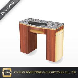 Leuchte-hölzerner Maniküre-Tisch der Schönheits-Nagel-Salon-Möbel-LED