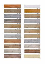 dekoratives Keramikziegel-hölzernes Ende der hellen Farben-8X40 für Wand