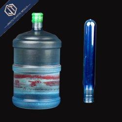 5 ガロンの PC ボトル入り飲料水パッケージングボトル( PE キャップ付き)
