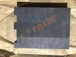 Fine-Grain de haute pureté des électrodes de graphite conducteur électrique de plaque