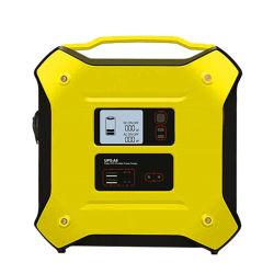 Ибп 12V 307 wh портативный литиевой батареи ИБП мощностью 300 Вт с пакетом обновления многофункциональной рукоятки