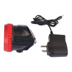 Segurança nas Minas Pac minerador de luz LED capacete sem fios da lâmpada de cabeça