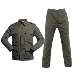 Uniforme militare durevole di caccia dell'uniforme di vestito da battaglia dell'esercito di combattimento del camuffamento del gioco di guerra