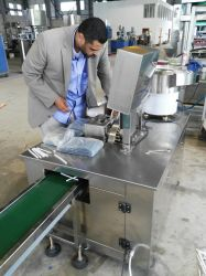 الصين مصنع آليّة طرف أنابيب يربط لعاب قاذف آلة