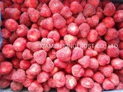 American nº 13 Variedad todo IQF frutillas, fresas congeladas con el azúcar, 4+1 de fresas congeladas, puré de fresas congeladas, grado a grado, A+B, el grado B
