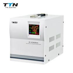 PC-SCR Triac stabilisateur automatique de basse tension AC 3kw stabilisateur de tension