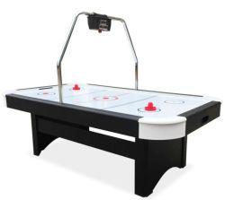 OEM de bonne qualité d'accepter la taille 6FT une table de jeu Air Hockey Table pour la vente
