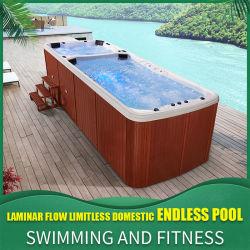 마사지 서핑과 소독이 가능한 야외 아크릴 스파 수영장 기능