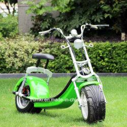 1500W/2000W Citycoco Harly Scooter eléctrico com jante de alumínio