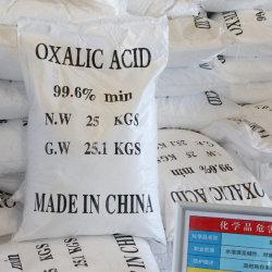 Acido ossalico 99.6%Min di alta qualità per il pigmento di tintura dell'agente della tintura