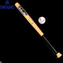 Logo promotionnels imprimés en gros bois bon marché batte de baseball