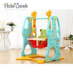 L'oscillazione dell'interno di plastica blu ha impostato per il bambino (HBS17003A)