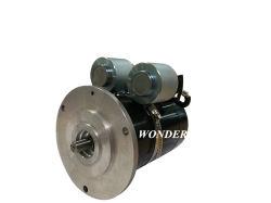 12V 1500 Вт постоянного тока щетки рана двигатель для морских, носовое подруливающее устройство, катера и яхты Windlass и ВЗБ112-1.5-32 1